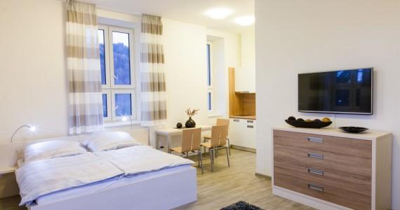 Hotel VALDES - Loučná nad Desnou